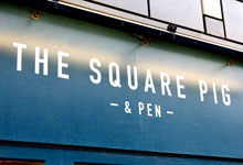 The Square Pig