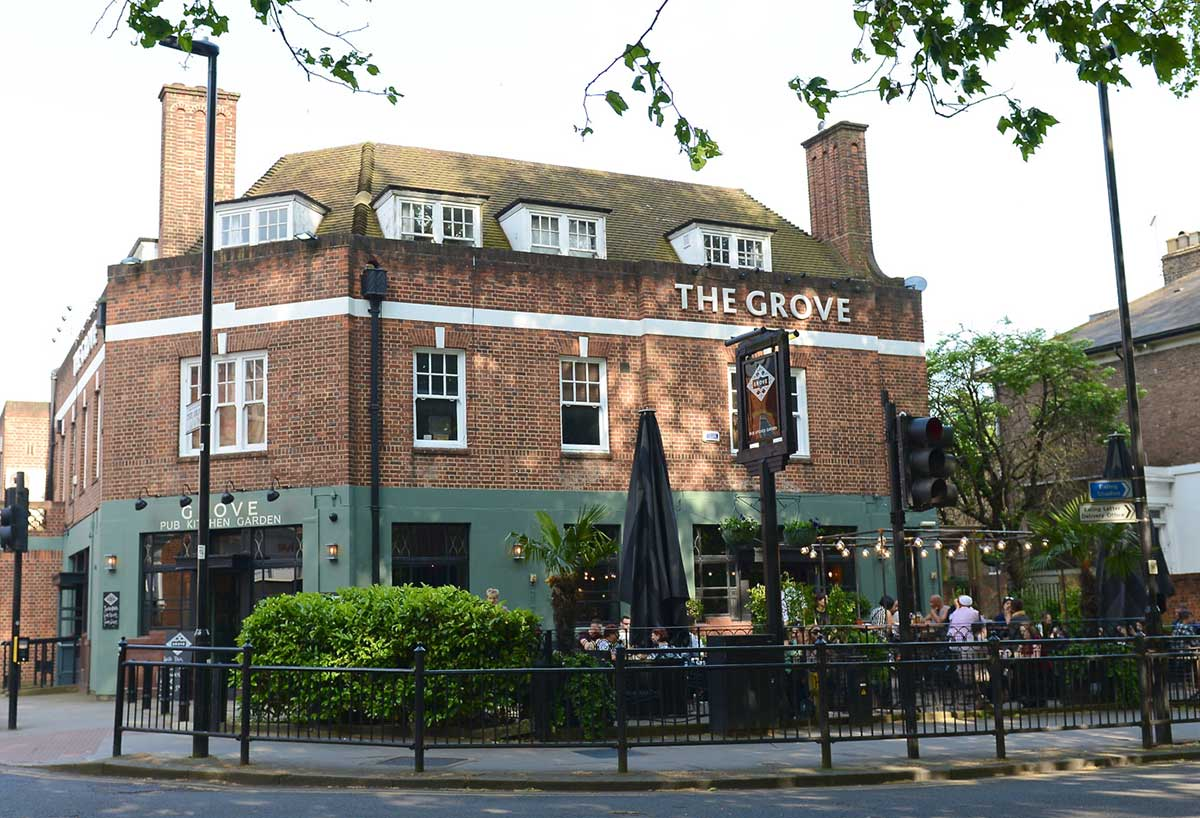 The Grove Ealing