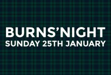 Burns Night 2015