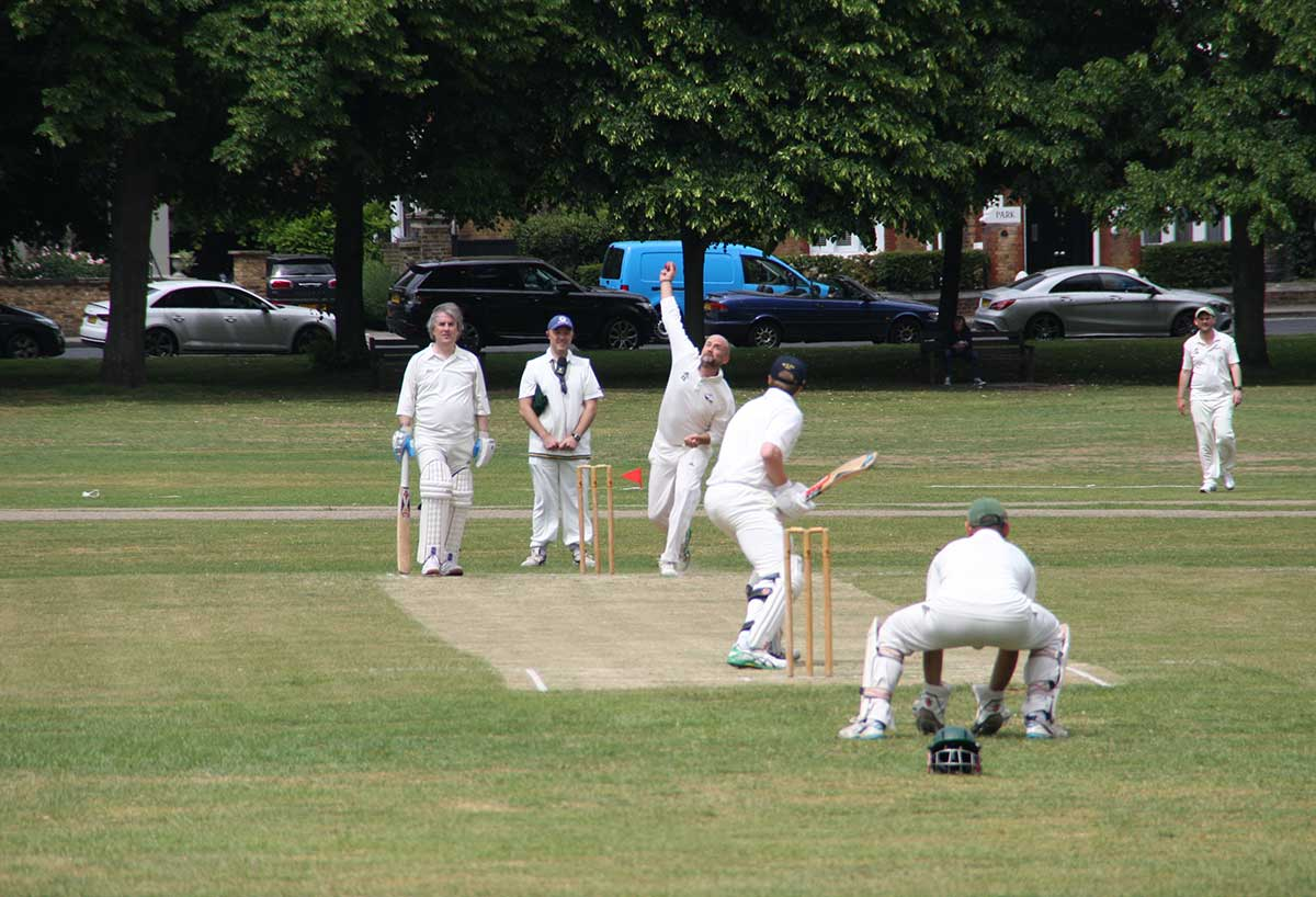 Cricket match